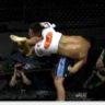 Triângulo invertido com o adversário em pé – Toby Imada x Jorge Masvidal